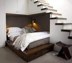 Bed Options For Small Spaces Small Space Hacks 24 Tricks For Living In Tiny Apartments Urbanist