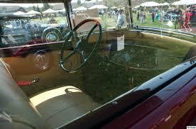 Phaeton Interior 1931 Cadillac All Weather Phaeton Interior General Motors