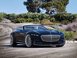 maybach and mercedes the vision mercedes maybach 6 cabriolet rejects the pod based