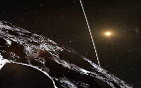 a second minor planet may possess saturn like rings mit news