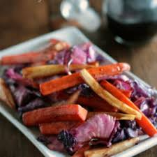 Recipe For Roasted Root Vegetables - balsamic roasted root vegetables country cleaver