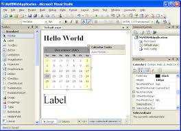 design web form in visual studio 2010 tutorial 1 building your first web application project
