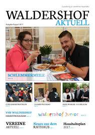 K Hen Aktuell Waldershof Aktuell Ausgabe 2 2015 By Waldershof Aktuell Issuu