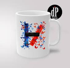 twenty one pilots coffee mug 11oz digitalprintcustom com t