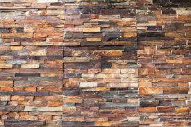 Modern Brick Wall by Rough Modern Multicolour Brick Wall Texture Abstract Photos