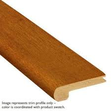 cherry stair nose wood molding trim wood flooring the