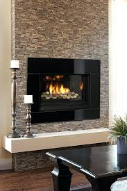 modern free standing gas fireplace direct vent thinnest canada