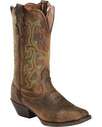 womens size 11 square toe cowboy boots justin s 12 square toe stede boots boot barn