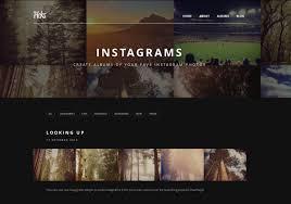 20 wordpress themes instagram
