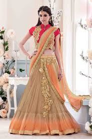 Different Ways Of Draping Dupatta On Lehenga How To Wear Saree In Lehenga Style Saree Guide