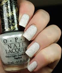 my polish stash opi bond liquid sand nail polish solitaire