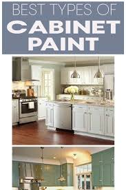 Best Type Of Paint For Kitchen Cabinets Types Of Paint Best For Painting Kitchen Cabinets Painted