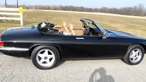 1990 jaguar xjs convertible youtube