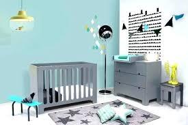 chambre bébé et gris decoration chambre bebe gris et bleu garcon fondatorii info