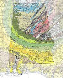 Map Of The 50 United States by Geologic Maps Of The 50 United States