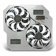 2009 ford flex fan flex a lite 264 direct fit dual electric fans