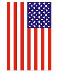 Waving American Flag Waving American Flag Clipart