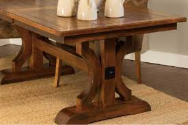 Hardwood Dining Room Table Photo Of Hand Crafted Solid Wood - Handcrafted dining room tables