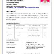 resume format word doc endearing resume format download word document for your simple