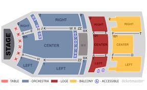 Ticketmaster Floor Plan Balboa Theatre San Diego Tickets Schedule Seating Chart