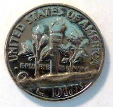 1978 dime error what is it coin talk