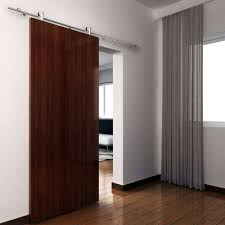 Sliding Barn Doors With Glass by Indoor Sliding Barn Doors Stainless Glass Indoor Sliding Barn