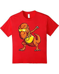 Meme Dinosaur - big deal on kids dabbing dinosaur t rex t shirt funny dab meme t