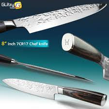 aliexpress com buy kitchen knife 8 inch professional chef knives