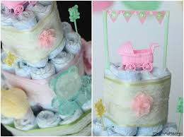 how to make a diaper cake with step by step diaper cake instructions