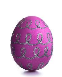 glitter easter eggs embossed and glittered easter egg decorating ideas martha stewart