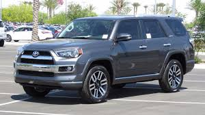 2017 toyota 4runner limited 4wd at toyota of serving