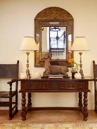 Spanishstyle Interior Design Houzz - Interior design spanish style