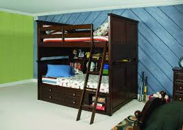 Bunk Bed With Stairs And Trundle Twin Over Twin Bunk Beds With Stairs And Trundle U2014 Modern Storage