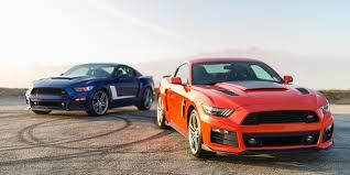 2015 mustang horsepower 2017 roush mustangs hit the road allfordmustangs