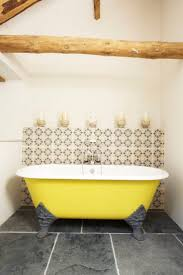 the 25 best country style yellow bathrooms ideas on pinterest