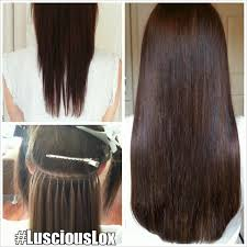 Hair Extensions With Keratin Bonds by Little Kiva Official Blog Review Bonded Hair Extensions By Platinum