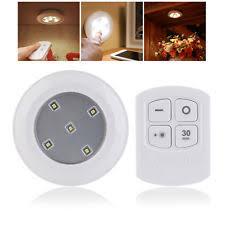 Lights Under Kitchen Cabinets Wireless Wireless Led Under Cabinet Light Ebay