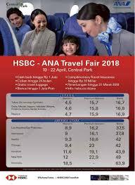 persyaratan buat kartu kredit hsbc hsbc ana travel fair 2018 di central park mall katalogpromosi