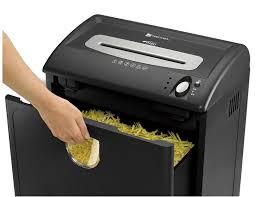 rexel p180cd strip cut paper shredder shreds cd and credit cards