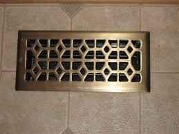 how to baby proof floor air vents house air