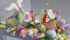 Easter Table Decorations Amazon by Amazon Com Easter Centerpiece Easter Decor Table Centerpiece