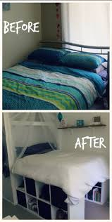 The Proper Way To Make A Bed Best 25 Diy Storage Bed Ideas On Pinterest Beds For Small Rooms