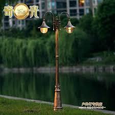 outdoor pole light fixtures exterior pole lighting fixtures commercial outdoor led pole lights