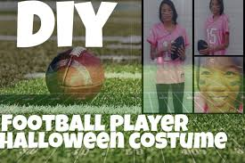 soccer referee halloween costume diy football players halloween costume youtube