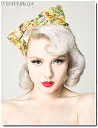 1940s bandana hairstyles vintage vibrant hair pinterest vintage hat hairstyles and