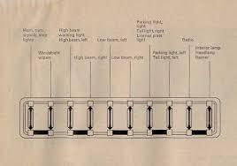 1967 beetle wiring diagram usa thegoldenbug com