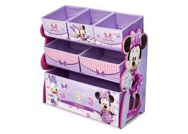 minnie mouse multi bin toy organizer delta children u0027s products