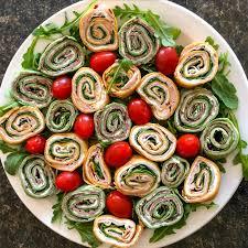 cuisine appetizer tortilla pinwheel recipes irresistible ahead appetizers