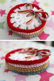 guest post diy simple crochet coasters