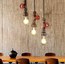 industrial style ceiling lights edison pendant light fixtures industrial style dining room lighting